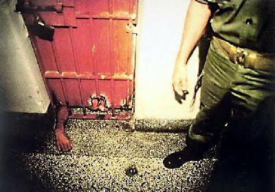 Christian In Castro's Jail