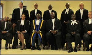 Mark Goodridge named Queen's Counsel Barbados