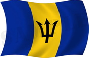 Barbados red legs flag a symbol of cultural affirmation for Barbados flag coloring page