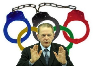 IOC President Ignores True Symbolism Of China Olympics