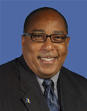 Dr. David Estwick, Barbados Health Minister