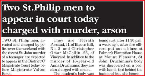 Barbados Advocate - Monday November 17, 2008