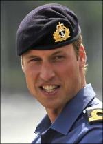 HRH Prince William