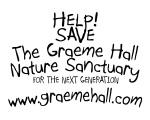 save-graeme-hall-flyer