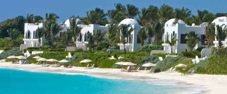Cap Juluca Hotel With Barbados Beach Sand
