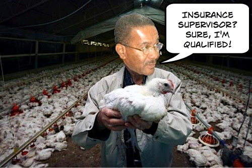 "Prior to being appointed to his regulatory position, (Barbados Supervisor of Insurance) Carlos Belgrave was the General Manager of a local company that manufactures ""flour, animal and poultry feeds""  … from OffshoreAlert's 2006 ""Worst Regulator"" Award"