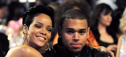Rihanna & Chris Brown A Few Hours Before The Alleged Assault