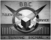 BBC TV Logo Circa Late 1930's