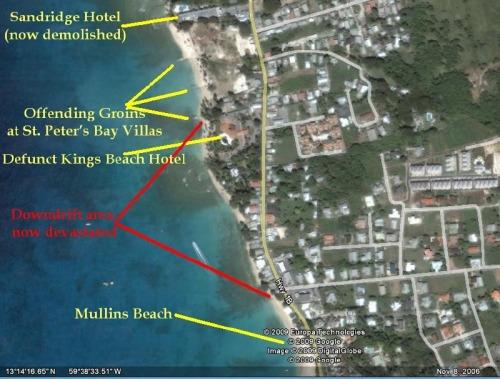 mullins bay damage