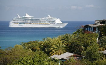"Royal Caribbean's ""Adventure of the Seas"" Turned Away After Passengers Isolated In Barbados"