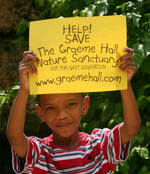 Save Graeme Hall