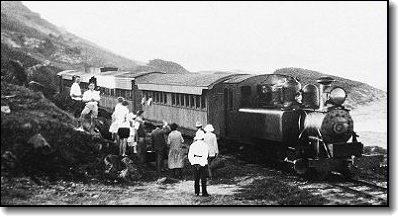 Barbados Train Puffing