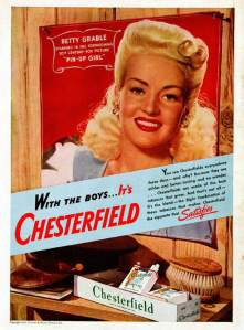 Betty Grable Tobacco