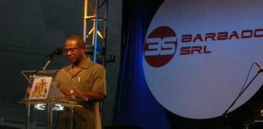 Corrupt Barbados Government Minister Gline Clarke on Danos' flickr page
