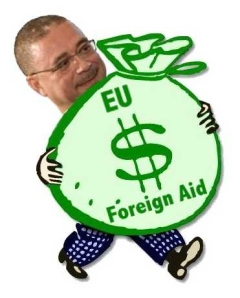 Thompson Foreign Aid
