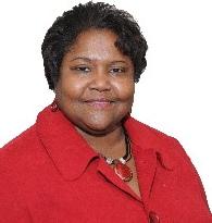 BCCI President Glenda Medford