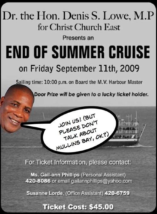 Mullins Bay Barbados Cruise