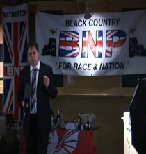 "British National Party ""For Race & Nation"""