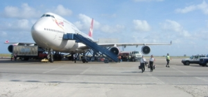 Barbados Virgin 747-400