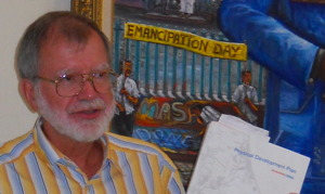 Bob Verdun Barbados Tourism
