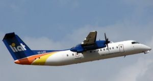 LIAT Airline hangar fire destroyed financial & aircraft records.
