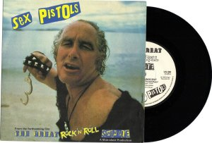 Ronald Biggs Sex Pistols