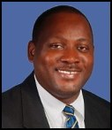 Barbados Government Minister Donville Inniss