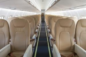 ATR42-600 interior