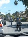 Barbados Motorcycle