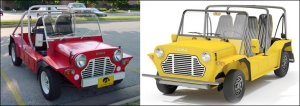 Mini Moke new old
