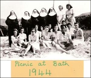 Convent School Barbados 1944