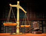 Court Justice Scales