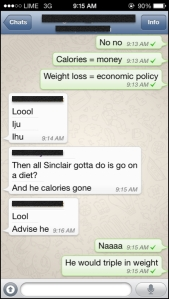 Economics of Weight Loss