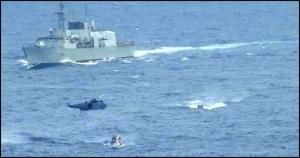 HMCS Ottawa Barbados Drugs