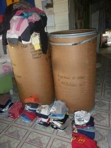 Barbados Barrels Charity