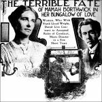 Frank Lloyd Wright Murder