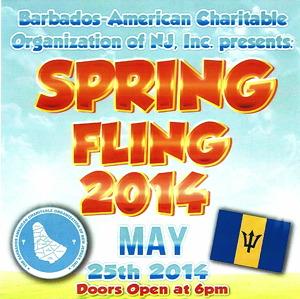 Barbados Fling New Jersey