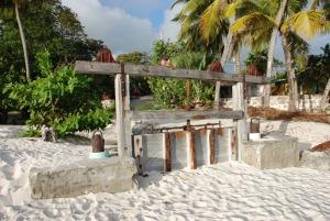Barbados Graeme Hall Sluice Gate