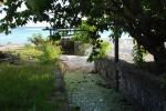 Blocked Graeme Hall Nature Sanctuary sluice channel.
