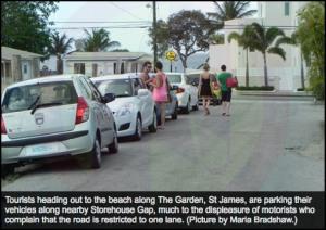 Barbados Beach Problems
