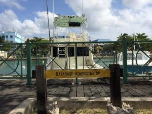 Barbados Parking Spot