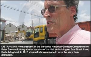 Barbados Historical Building