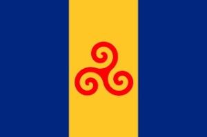 Barbados Red Legs Flag