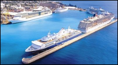 Glut Of Cheap Caribbean Cruise Ships Hurting Barbados Tourism And - How many cruise ships are there
