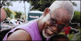 Missing Barbados Man David Lashley