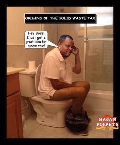 Barbados Solid Waste Tax
