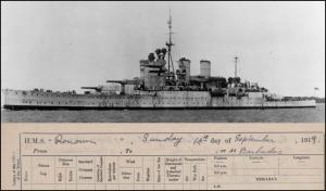 HMS Renown Barbados