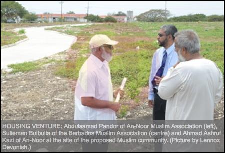 Muslim Barbados housing