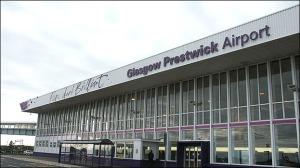 Barbados glasgow prestwick airport