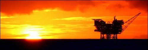 Trinidad Barbados Oil Rig